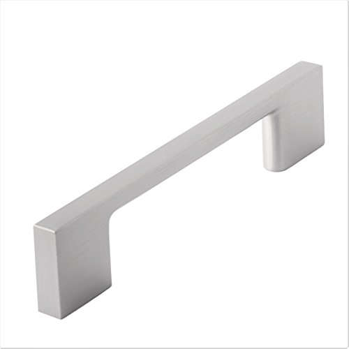 southern hills brushed nickel cabinet handles 51 inches total length 375 inch screw spacing