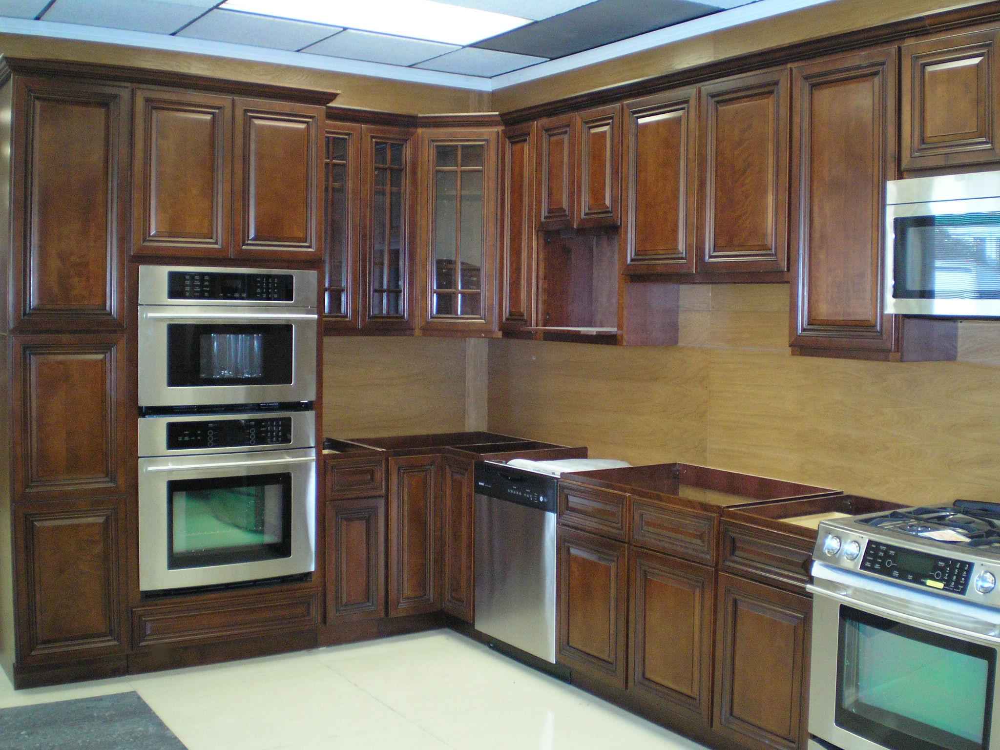 Best Kitchen Gallery: Exotic Walnut Kitchen Cabi S Solid Wood Kitchen Cabi Ry of Wood For Kitchen Cabinets on rachelxblog.com