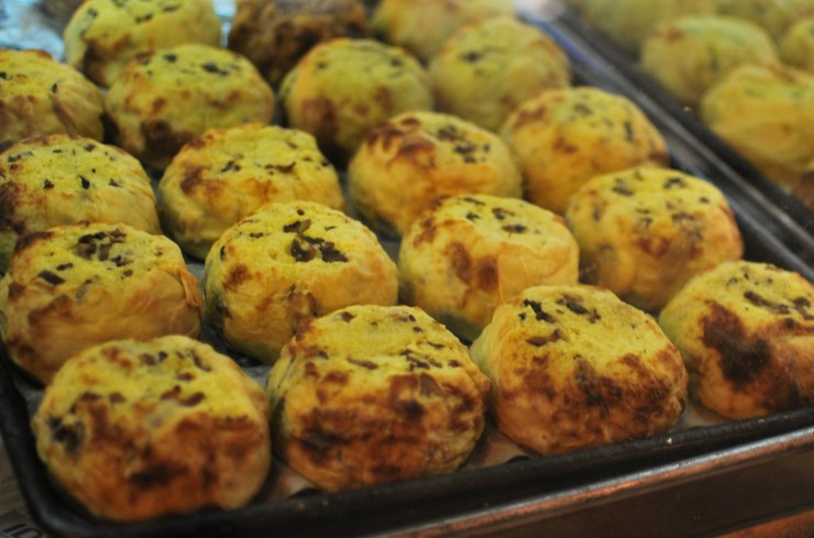 Mrs Stahl's Potato Knishes