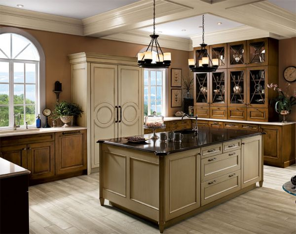 Engineered stone kitchen  counter top