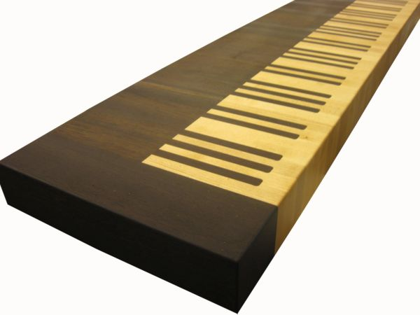Grothouse Keyboard Cutting Board