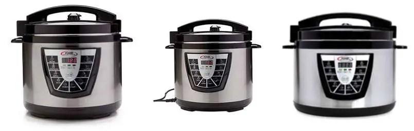 power pressure cooker xl reviews