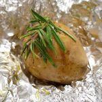 Beilagen zum Grillen Rosmarin-Kartoffel