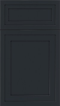 Gunmetal Blue Black Glazed Cabinet Finish Kitchen Craft