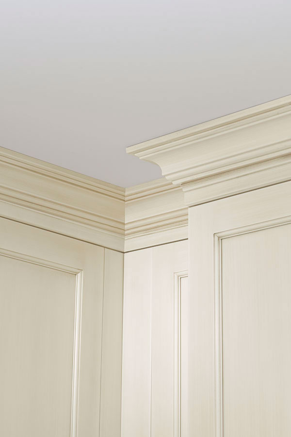 Medium Crown Moulding Kitchen Craft Cabinetry