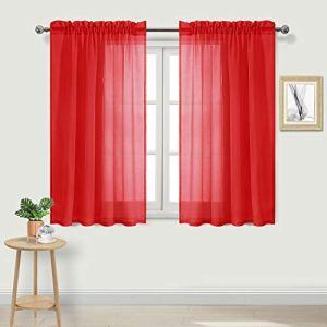 Sheer | Kitchen Curtains