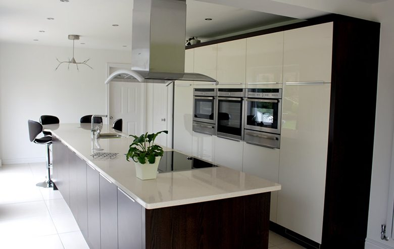 allsop german open plan kitchen