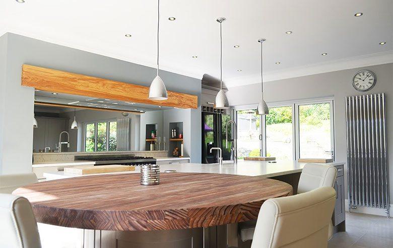 proper kitchen lighting