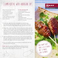 kdc recipe lamb kofta