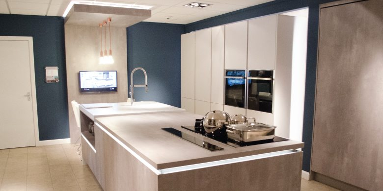 designer kitchen in Manchester