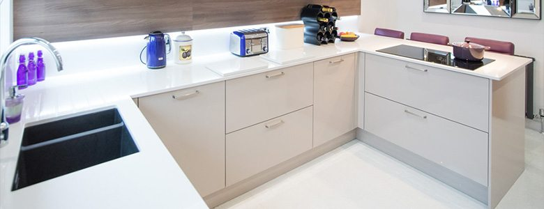How to design a U shaped kitchen 6