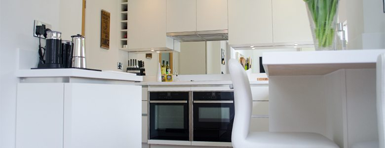 Why we love a white kitchen