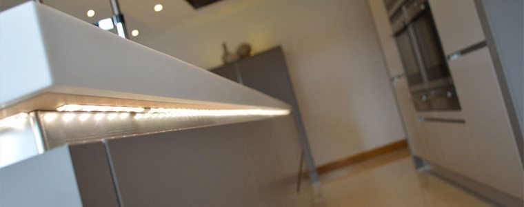 under worktop lighting