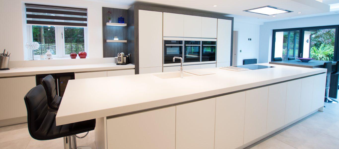 Kitchen Design Centre The Contemporary Family Kitchen