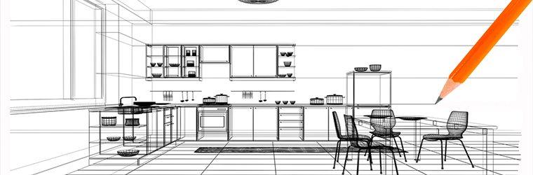 Kitchen Sketch