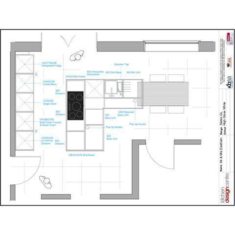 island living kitchen plan