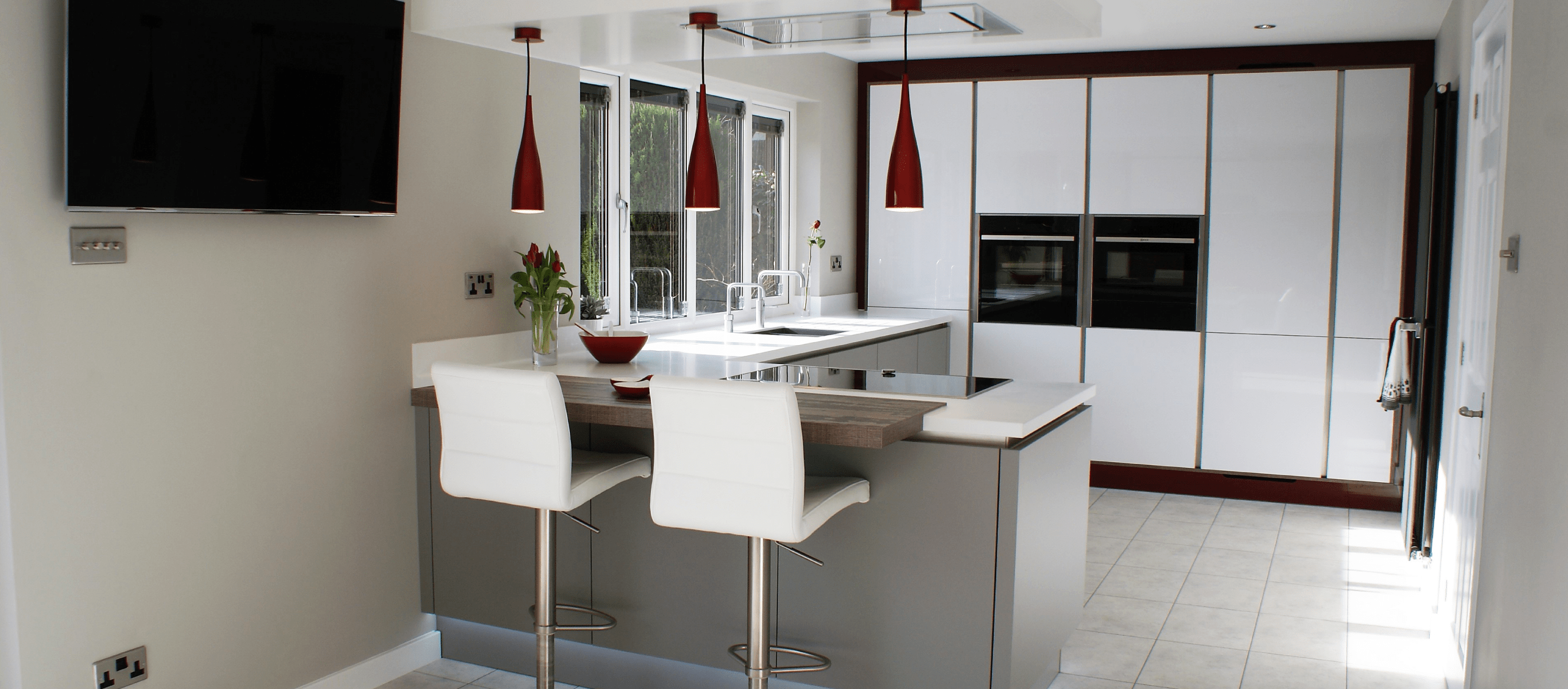 ultra modern design with a truly individual style