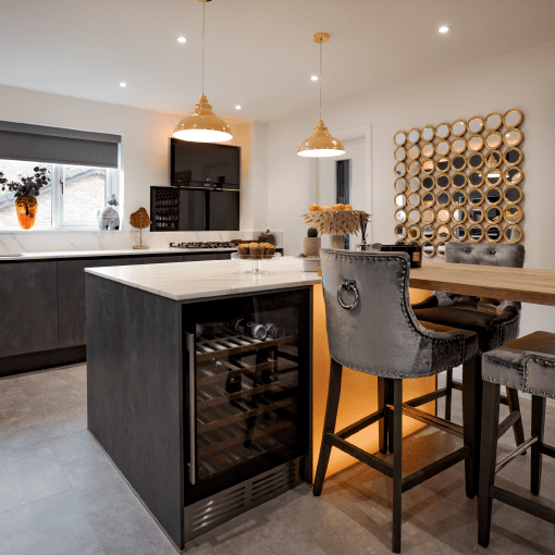 A 'Designer' Kitchen