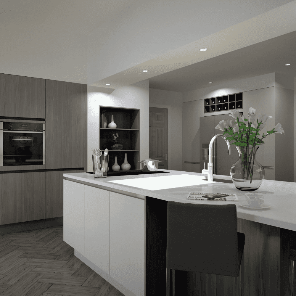A turnkey service from Kitchen Design Centre
