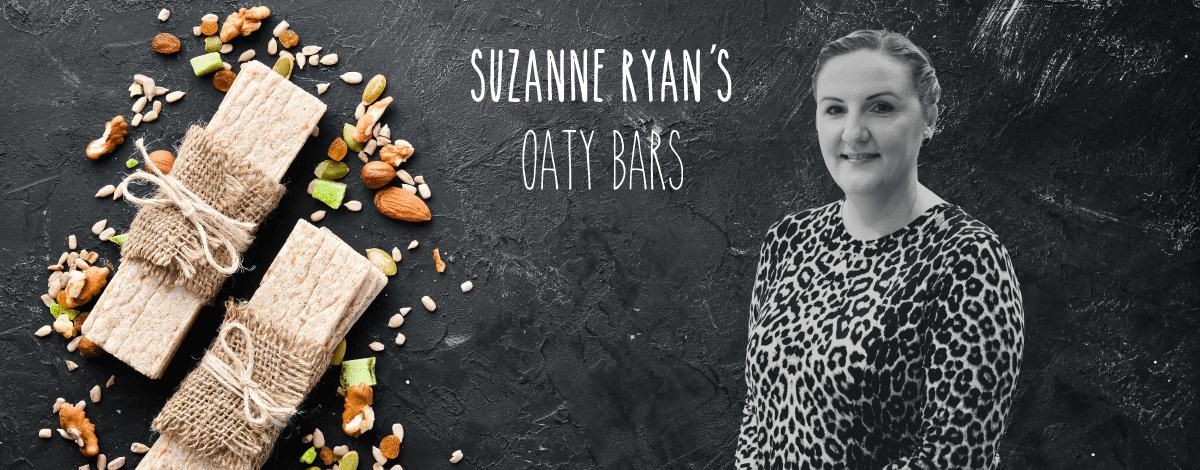 Suzanne Ryan's Oaty Bars