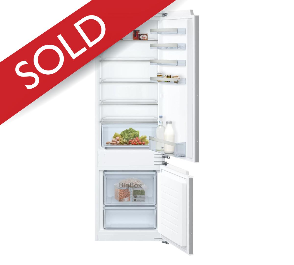 N50 177 x 54cm Low Frost Bottom Freezer