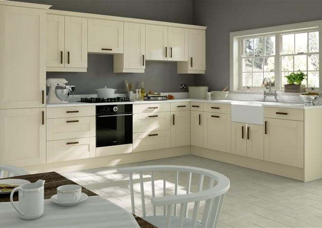 Washington Cream Kitchen Doors Made To Measure From Pound 3 19