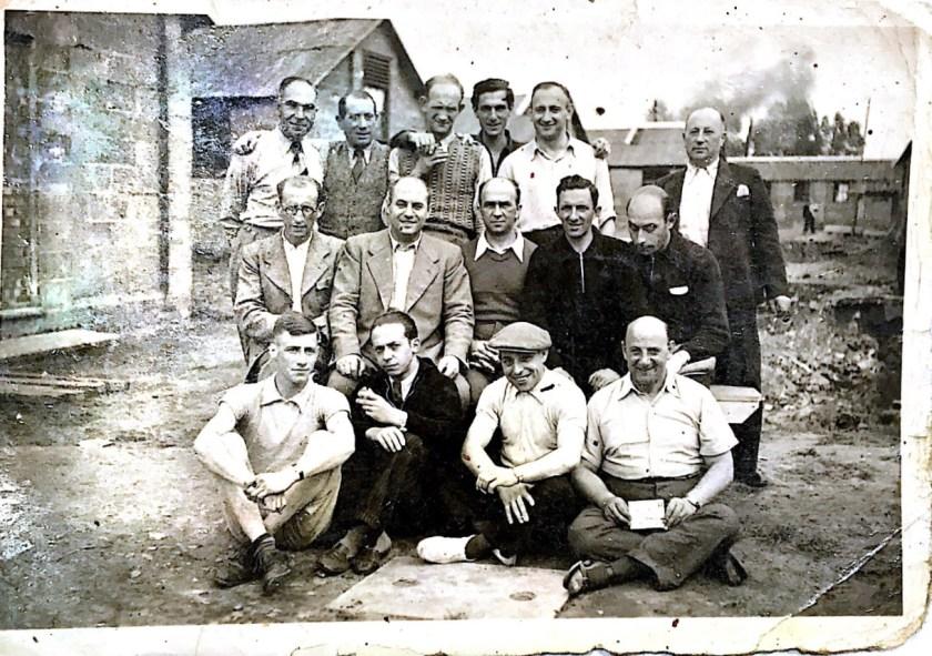 Kitchener camp, Hans Friedmann