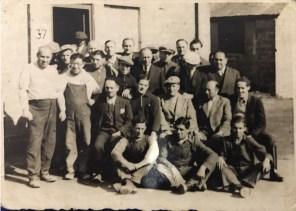 Kitchener camp, Hans Friedmann, 1939