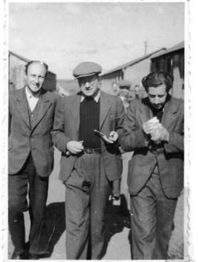 Werner Hirsch, Kitchener camp, 1939