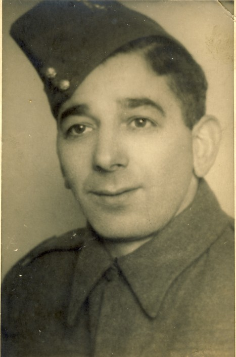Richborough camp, Leo Rosengarten, Pioneer Corps, 1940