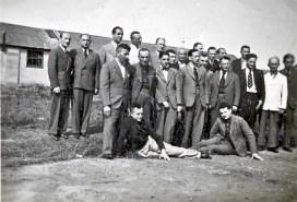 Kitchener Camp, Leo Rosengarten 1939