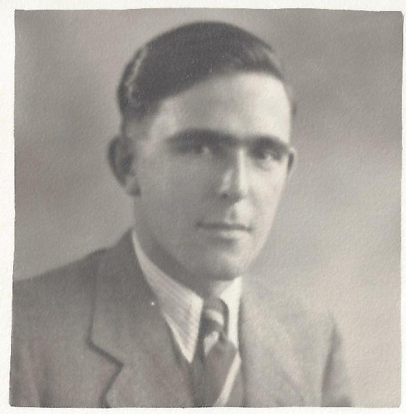 Richborough transit camp, Siegfried Metz, 12 August 1940