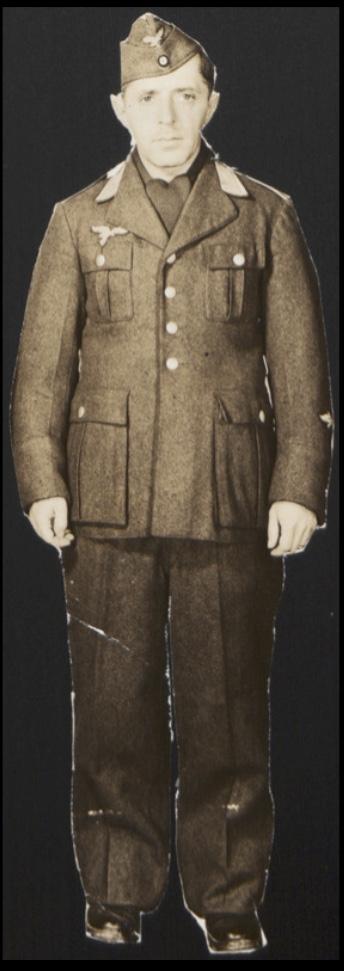 Kitchener camp, Emanuel Suessmann, Camp Ritchie, March 1945