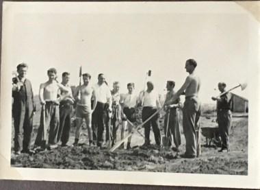 Richborough camp 1939, Victor Cohn
