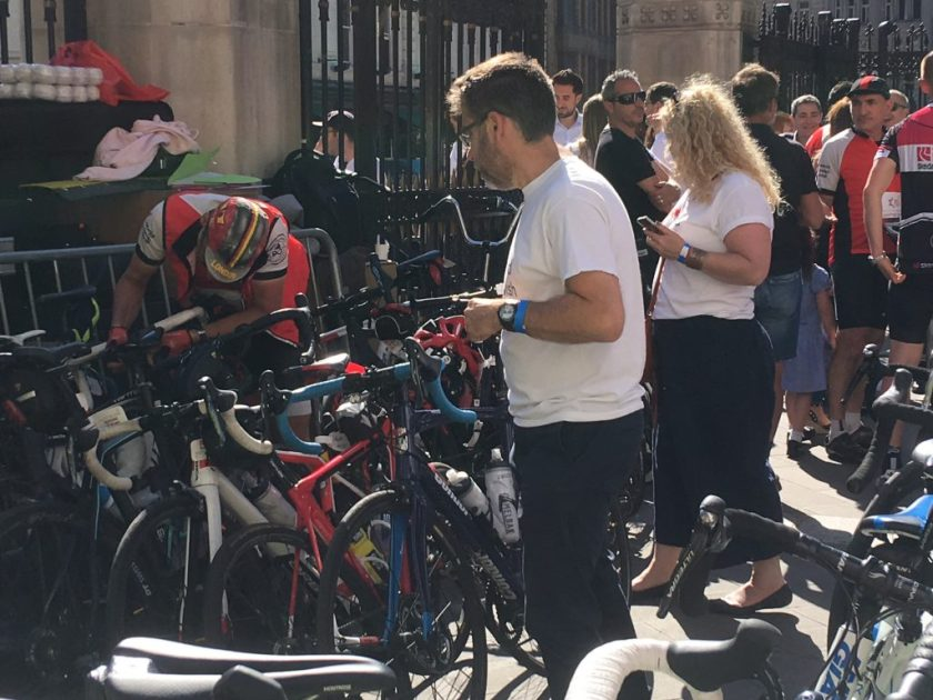 World Jewish Relief, Berlin to London 600-mile cycle commemoration, Kindertransporte
