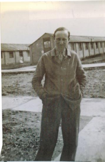 Richborough refugee transit camp, 1939, Herbert Mosheim