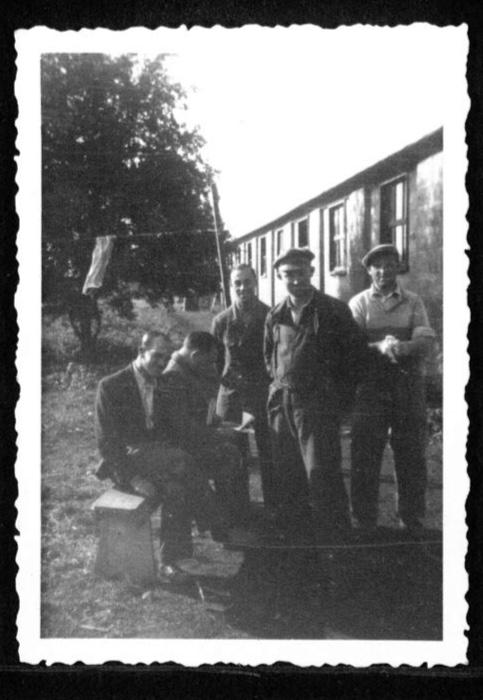 Kitchener camp, Werner Gembicki