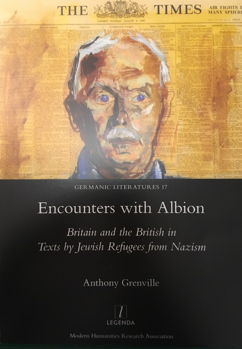 Anthony Grenville, Encounters with Albion