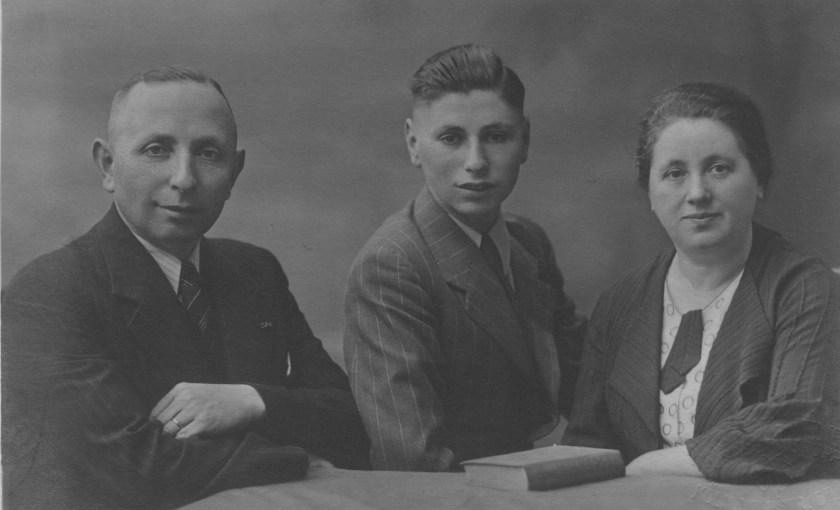 Kitchener camp,  Heinz Grünewald, Family