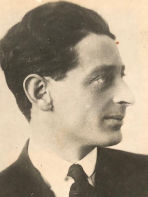 Kitchener Camp, Bruno Offner