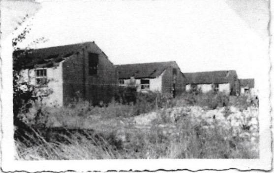 Kitchener camp, Gerhard Wolf, 1939