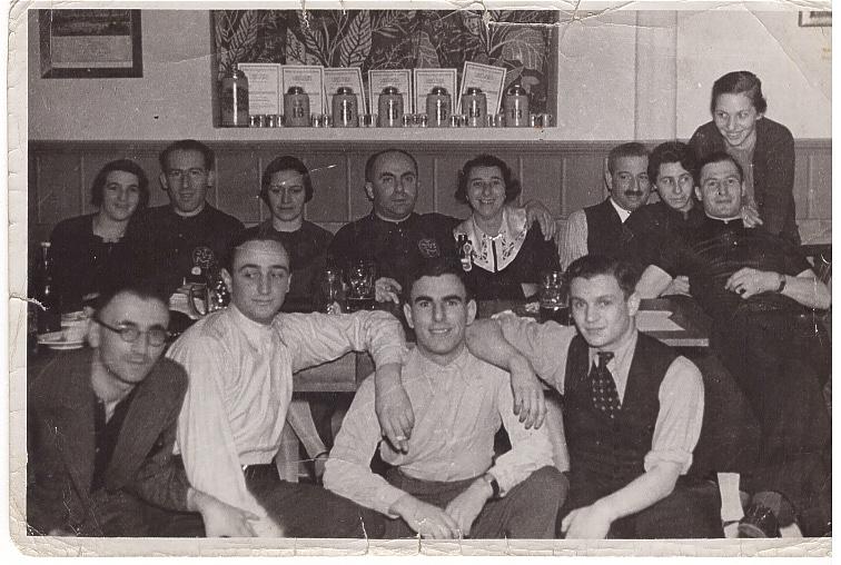 Richborough camp, Leopold Weil