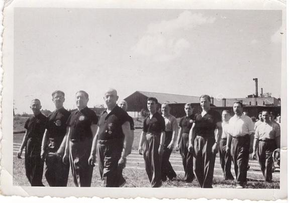 Richborough transit camp, Leopold Weil
