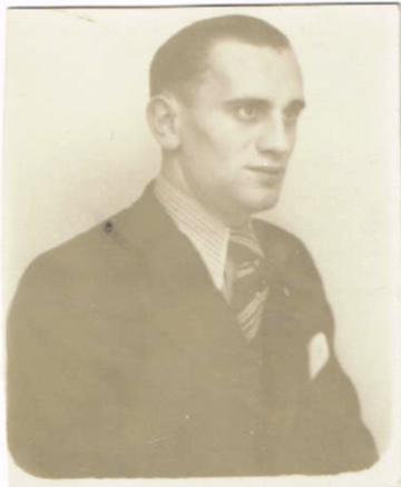 Kitchener camp, Alfons Schüler