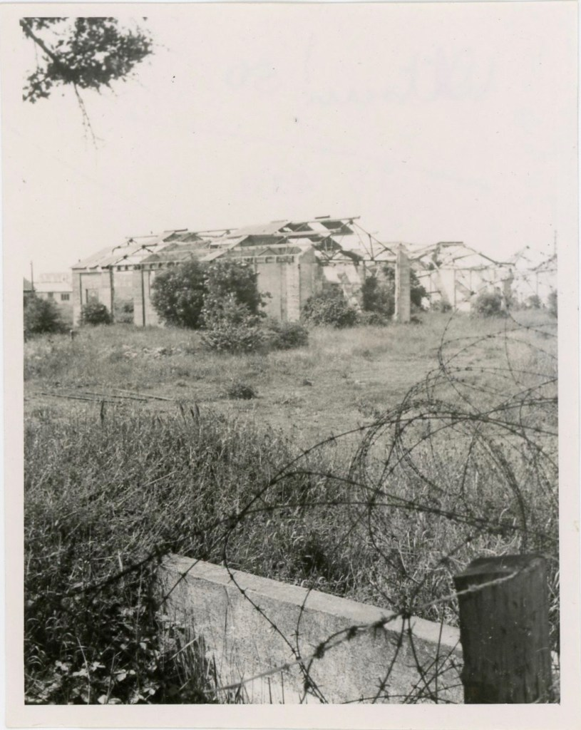 Kitchener camp, Hans Futter, Image of camp
