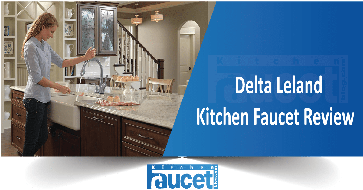 delta leland kitchen faucet review and