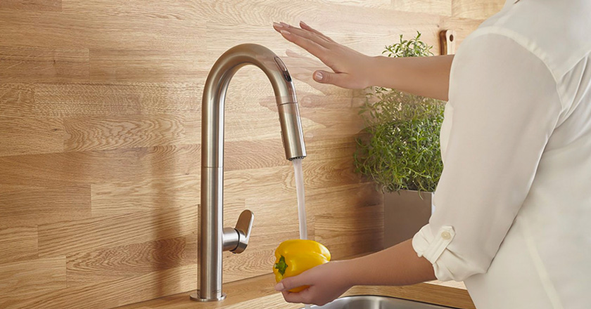 best touchless kitchen faucets top 9