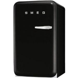 smeg standkühlschrank mit gefrierfach linksanschlag kühlteil 101 liter