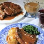 Smothered Pork Chops A Taste Of Soul Food Kitchen Frau