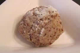 pecan ball cookies